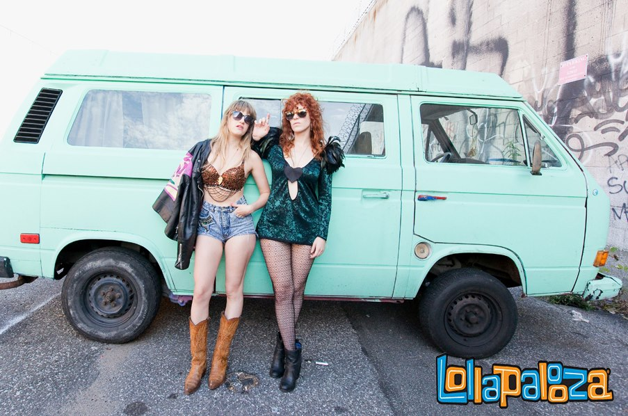 Deap Vally Custom Clothing by Michelle Rose