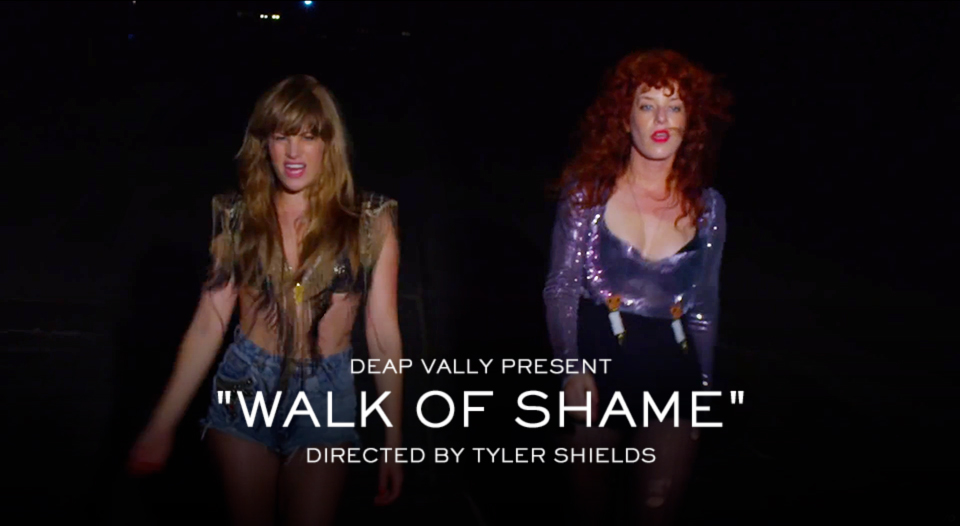 Deap Vally Fashion Design by Michelle Rose Los Angeles